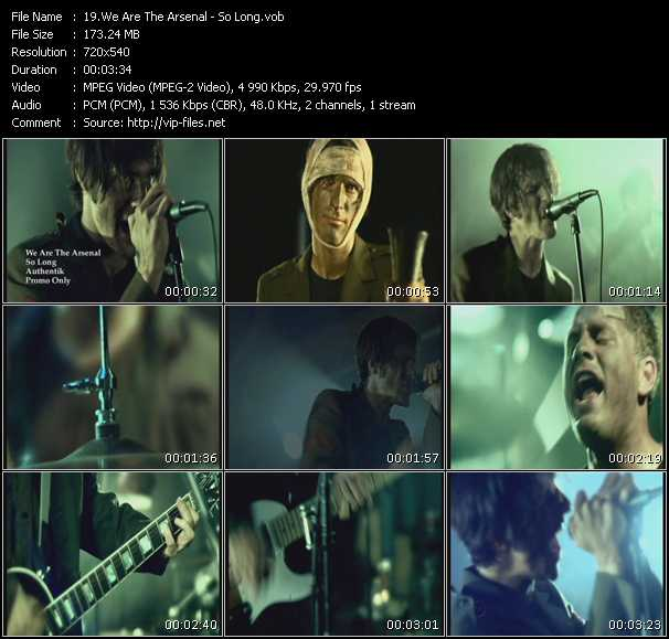 We Are The Arsenal video screenshot