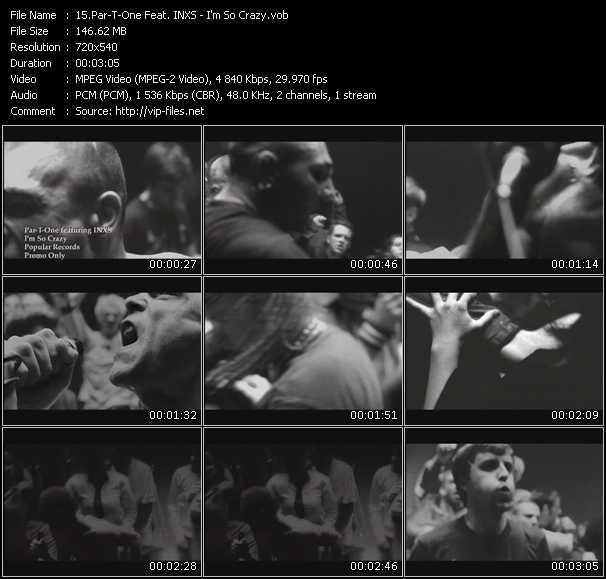 Par-T-One Feat. Inxs video screenshot