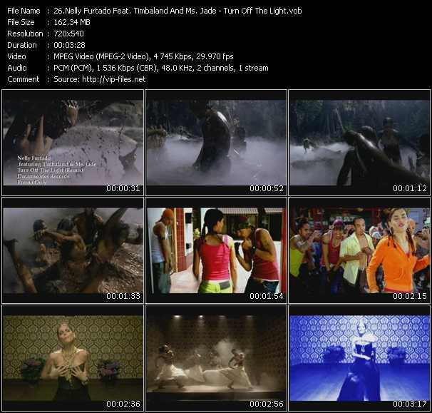 Nelly Furtado Feat. Timbaland And Ms. Jade video screenshot
