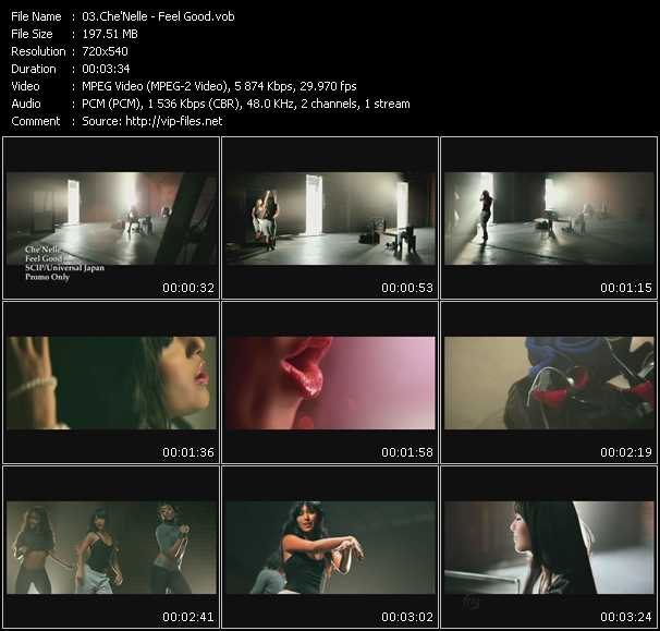 Che'Nelle video screenshot