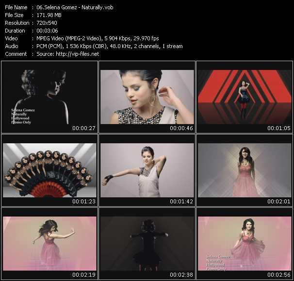 video Naturally screen