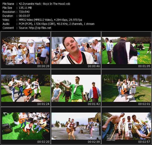 Dynamite Hack video screenshot