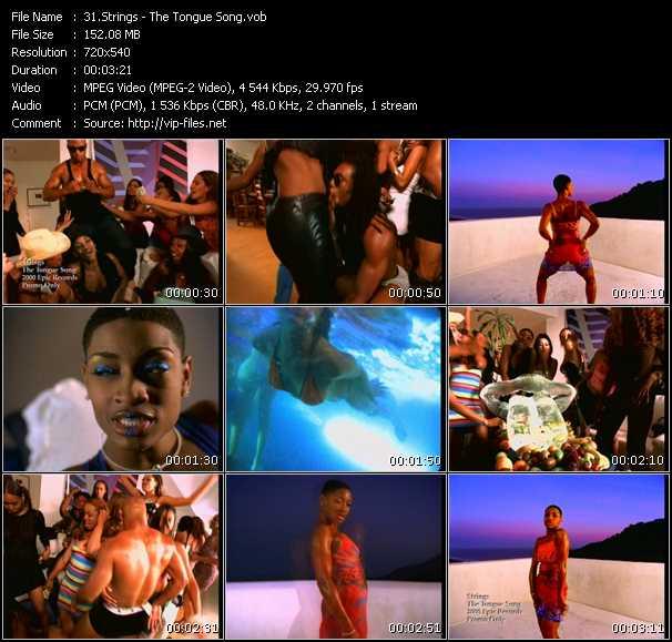 Strings video screenshot
