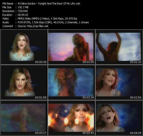 Nina Gordon video screenshot