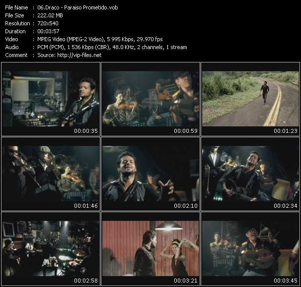 Draco video screenshot