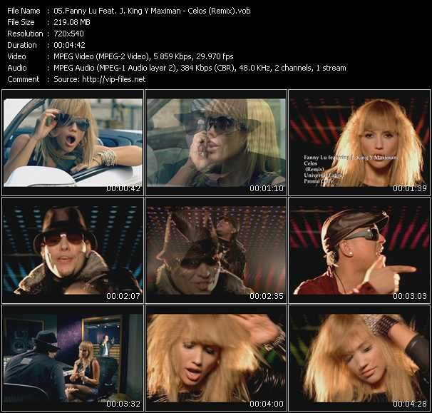 Fanny Lu Feat. J-King And Maximan video screenshot