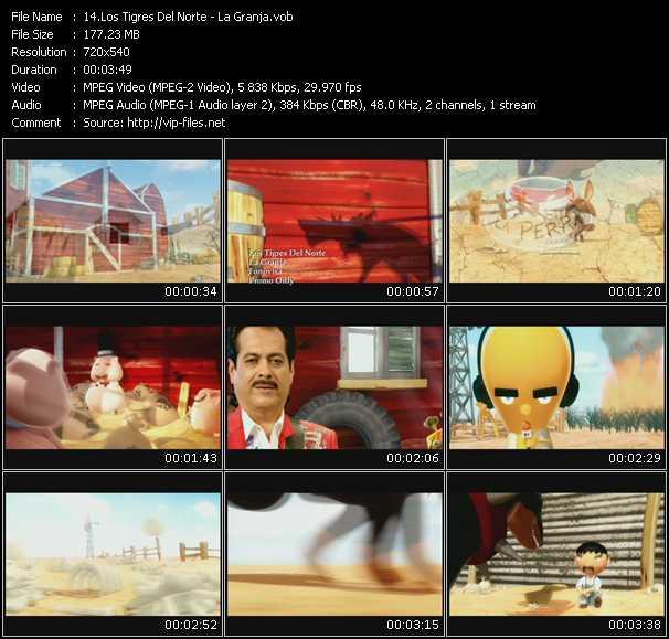 video La Granja screen