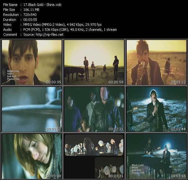 Black Gold video screenshot