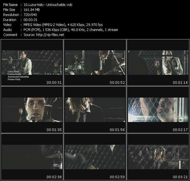 Luna Halo video screenshot