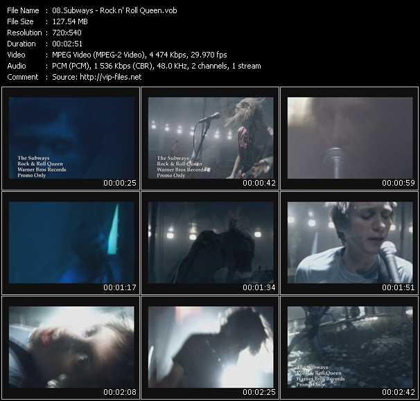 Subways video screenshot