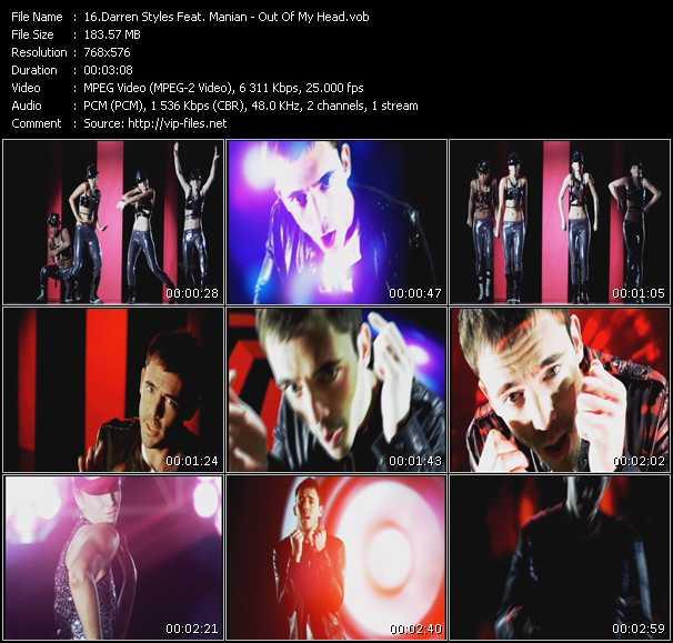 Darren Styles Feat. Manian video screenshot