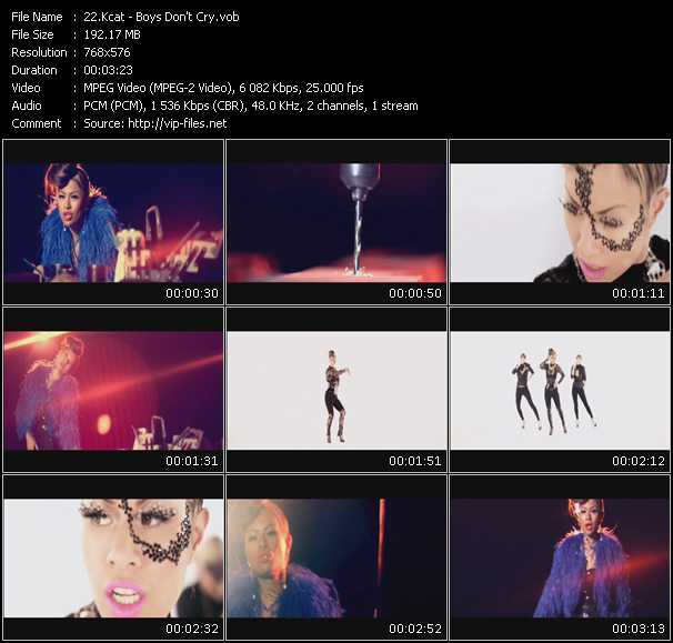 Kcat video screenshot