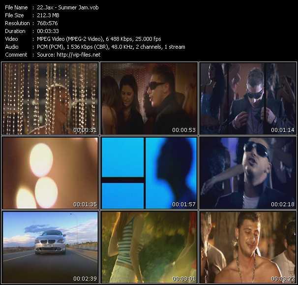 Jax video screenshot