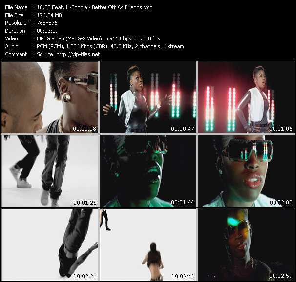 T2 Feat. H-Boogie video screenshot