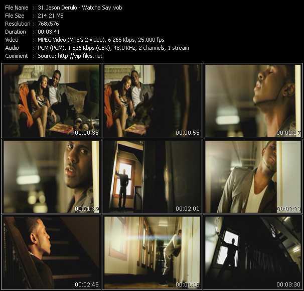 video Watcha Say screen