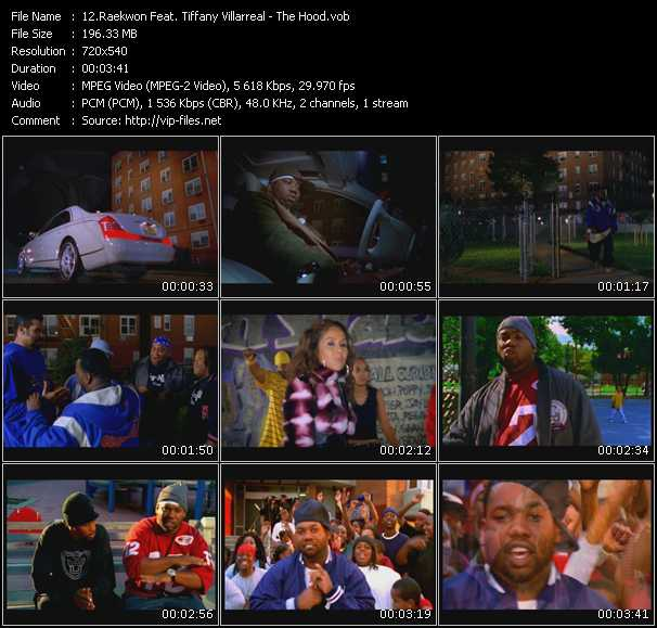 Raekwon Feat. Tiffany Villarreal video screenshot