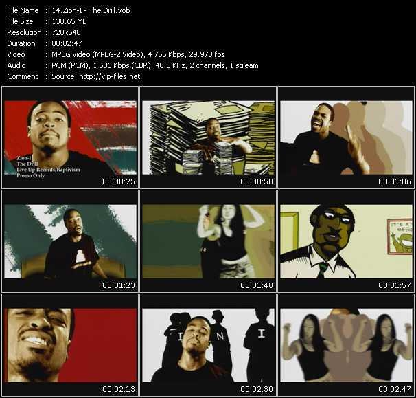 Zion-I video screenshot