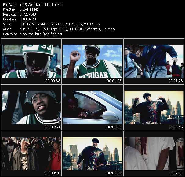 Cash Kola video screenshot