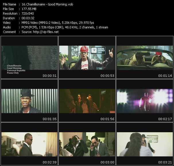 Chamillionaire video screenshot