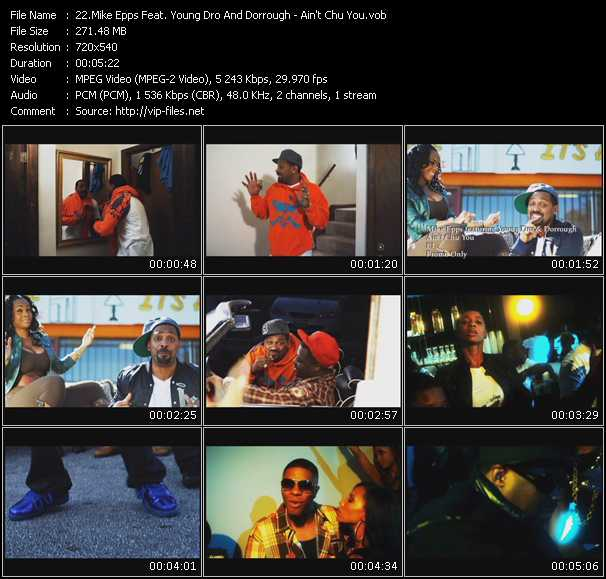 Mike Epps Feat. Young Dro And Dorrough video screenshot
