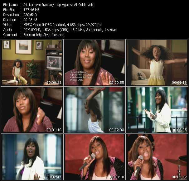 Tarralyn Ramsey video screenshot