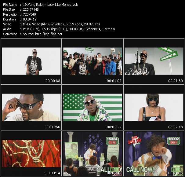 Yung Ralph video screenshot