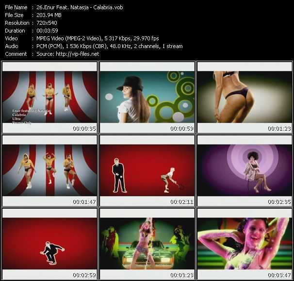 Enur Feat. Natasja video screenshot