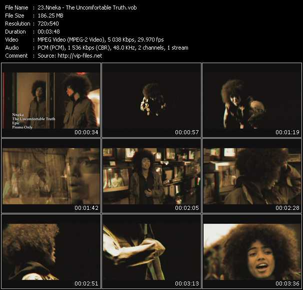 Nneka video screenshot