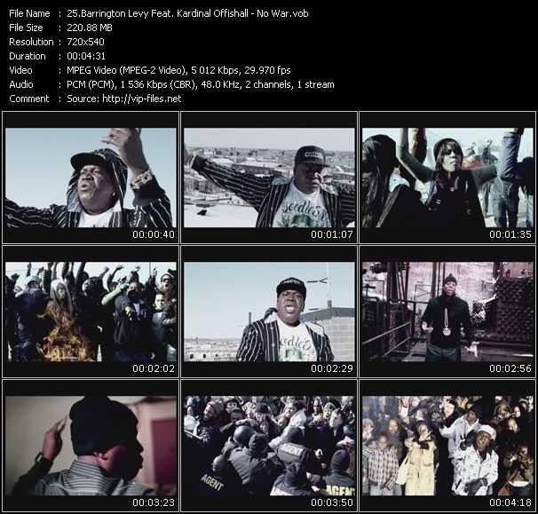 Barrington Levy Feat. Kardinal Offishall video screenshot