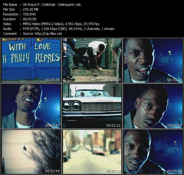 Rosco P. Coldchain video screenshot