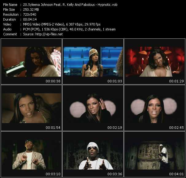 Syleena Johnson Feat. R. Kelly And Fabolous video screenshot