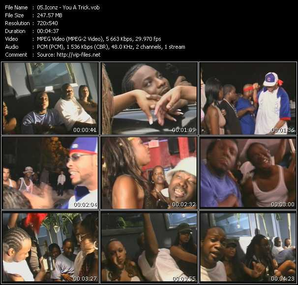 Iconz video screenshot
