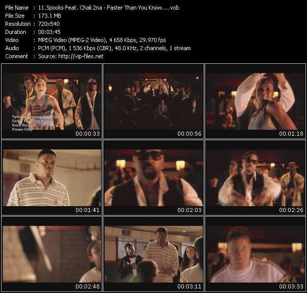 Spooks Feat. Chali 2na video screenshot