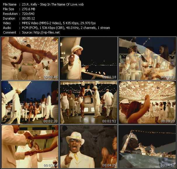 R. Kelly video screenshot