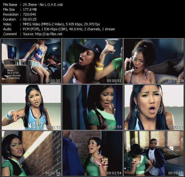 Jhene video screenshot