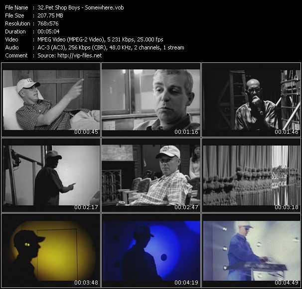video Somewhere screen