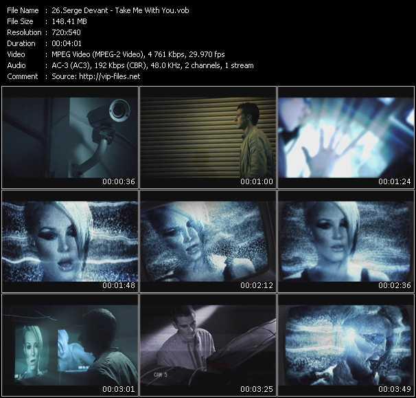 Serge Devant video screenshot