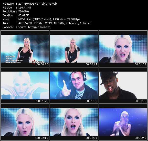Triple Bounce video screenshot