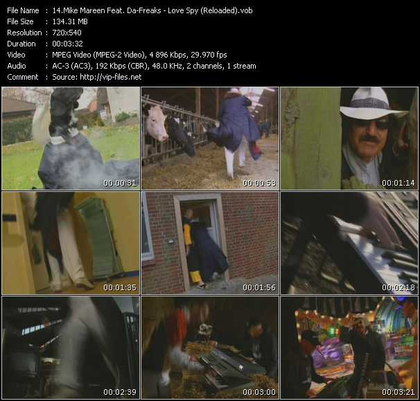 Mike Mareen Feat. Da-Freaks video screenshot