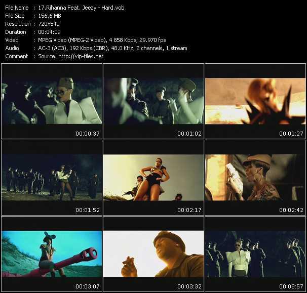 Rihanna Feat. Jeezy video screenshot