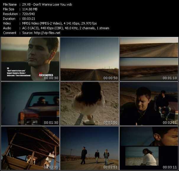V8 video screenshot