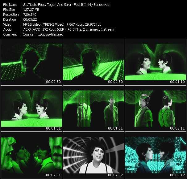Tiesto Feat. Tegan And Sara video screenshot