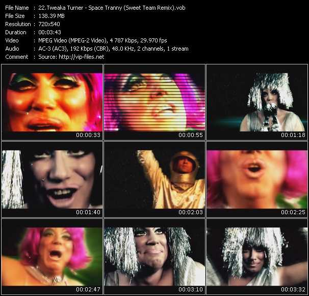 Tweaka Turner video screenshot