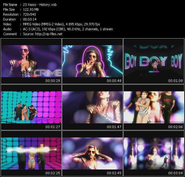 Vassy video screenshot