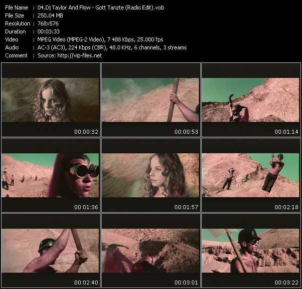Dj Taylor And Flow video screenshot