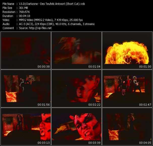 Dj Darkzone video screenshot