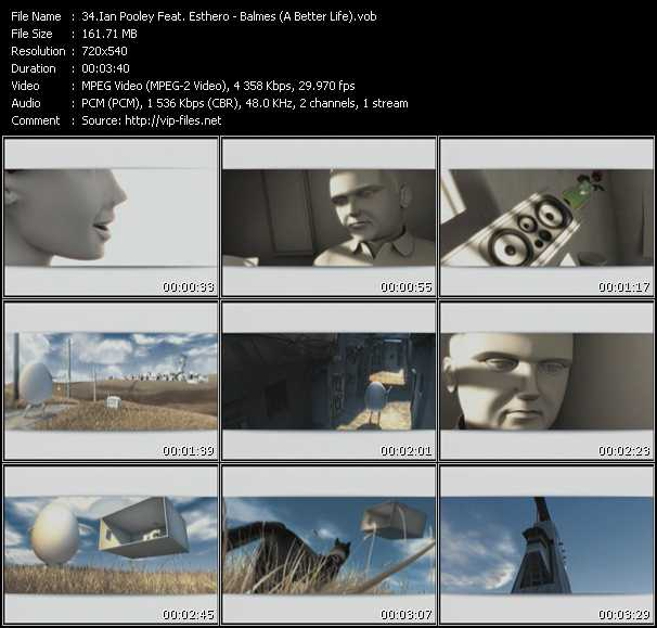 Ian Pooley Feat. Esthero video screenshot