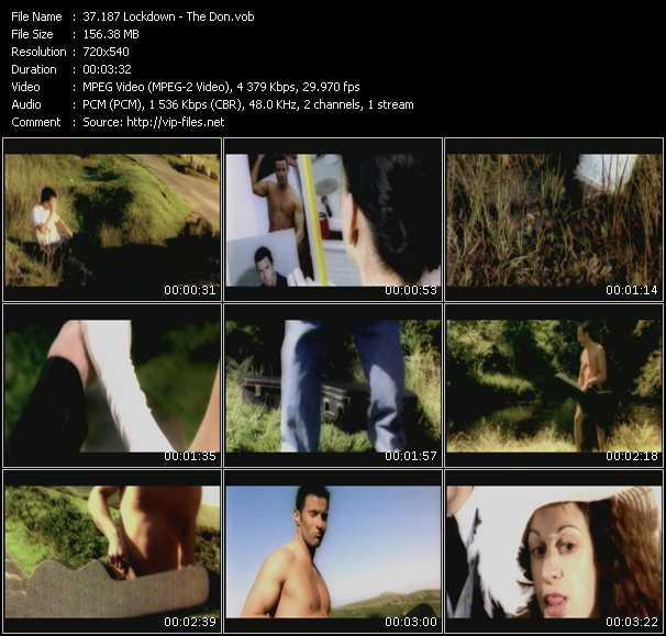 187 Lockdown video screenshot