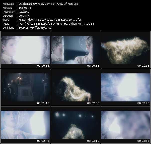 Sharam Jey Feat. Cornelia video screenshot