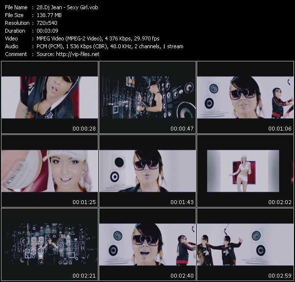 video Sexy Girl screen
